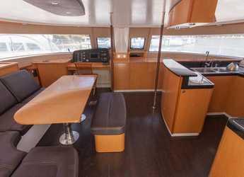 Rent a catamaran in Zaton Marina - Salina 48 Evolution - 5 + 2 cab.