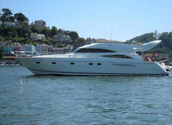 Rent a yacht in Marina Gouvia - Princess 61