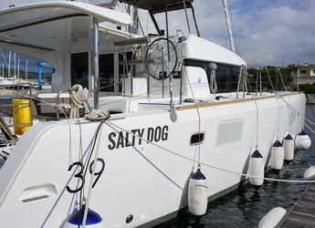 Rent a catamaran in Marina Gouvia - Lagoon 39 - 4 + 2 cab.