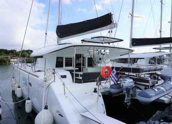 Rent a catamaran in Marina Gouvia - Lagoon 450 - 4 + 2 cab.