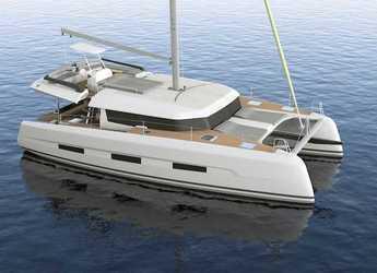 Rent a catamaran in Preveza Marina - Dufour 48