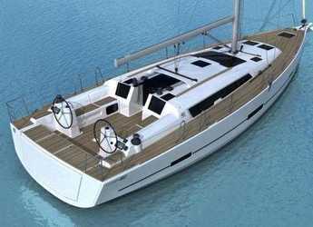 Rent a sailboat in Scrub Island - Dufour 460 GL - 5 cab.
