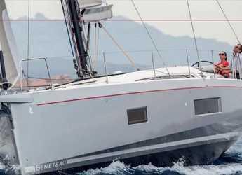 Rent a sailboat in Scrub Island - Oceanis 51.1 - 5 + 1 cab.