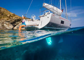 Chartern Sie segelboot in D-Marin Borik - Oceanis 46.1/4cbs