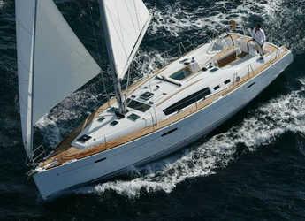 Rent a sailboat in Sami - Oceanis 46