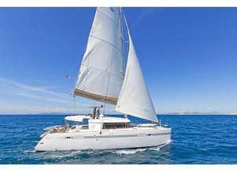 Rent a catamaran in Rhodes - Lagoon 450 Fly A/C & GEN