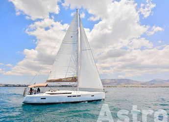 Rent a sailboat in Sami - Sun Odyssey 509