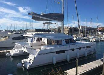 Rent a catamaran in Sami - Nautitech 46 Fly A/C & GEN & WM