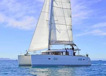 Rent a catamaran in Sami - Lagoon 400S2