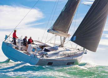 Rent a sailboat in Sami - Oceanis 46.1 (5/3)
