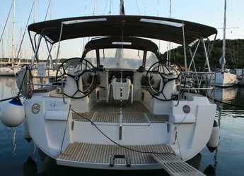 Chartern Sie segelboot in ACI Marina Skradin  - Sun Odyssey 469