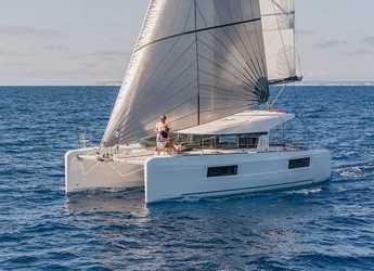 Chartern Sie katamaran in Tradewinds - Lagoon 40 - 3 + 2 cab