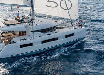 Rent a catamaran in Tradewinds - Lagoon 50 - 6 + 2 cab.