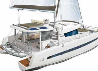 Rent a catamaran in Frenchtown Marina - Bali 4.2