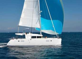 Chartern Sie katamaran in Tradewinds - Lagoon 450 F - 4 + 2 cab.