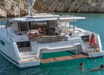 Rent a catamaran in Frenchtown Marina - Fountaine Pajot Astrea 42 - 4 + 2 cab.