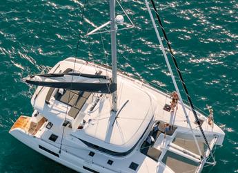 Rent a catamaran in Frenchtown Marina - Lagoon 46 - 4 cab.