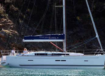 Chartern Sie segelboot in Blue Lagoon - Dufour 405 GL
