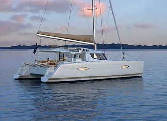 Chartern Sie katamaran in Blue Lagoon - Helia 44 OW - 3 + 1 cab.