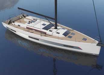 Chartern Sie segelboot in Porto Lotti  - Dufour 530