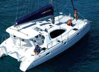 Chartern Sie katamaran in Marina Cienfuegos - Leopard 40 - 4 + 2 cab.