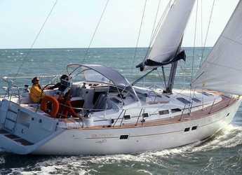 Chartern Sie segelboot in Marina Cienfuegos - Oceanis Clipper 423 - 3 cab.