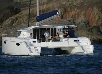 Chartern Sie katamaran in Marina Cienfuegos - Orana 44
