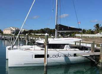 Chartern Sie katamaran in Harbour View Marina - Lagoon 40 - 3 cab