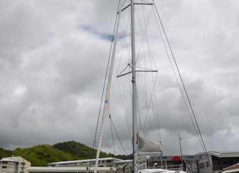 Rent a catamaran in Marina Le Marin - Fountaine Pajot Saona 47 (Quintet) - 5 + 1 cab.
