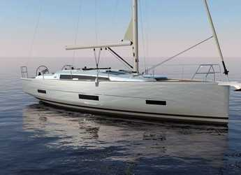 Rent a sailboat in Anse Marcel Marina (Lonvilliers) - Dufour 390 GL