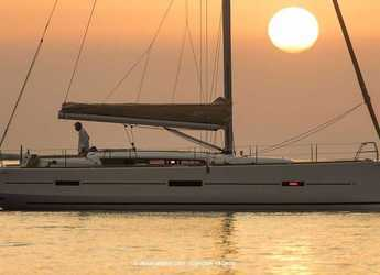 Rent a sailboat in Anse Marcel Marina (Lonvilliers) - Dufour 460 GL