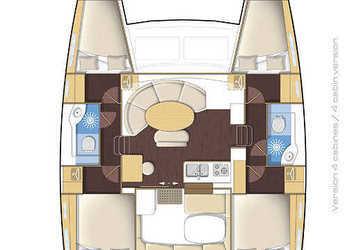 Alquilar catamarán en Anse Marcel Marina (Lonvilliers) - Lagoon 380 - 4 cab.