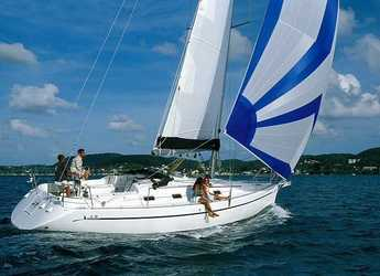 Chartern Sie segelboot in Marina Bas du Fort - Harmony 38