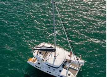 Rent a catamaran in Palm Cay Marina - Lagoon 46 OW - 3 cab.