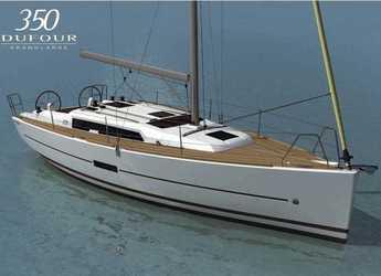 Chartern Sie segelboot in Porto Lotti  - Dufour 350 GL