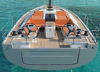 Rent a sailboat in Porto Lotti  - Oceanis 51.1 - 5 + 1 cab.