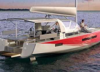Chartern Sie segelboot in Porto Lotti  - Sun Loft 47 - 6 + 1 cab.