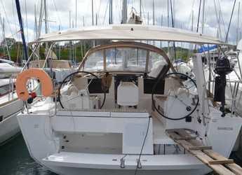 Rent a sailboat in Marina Le Marin - Dufour 412 GL
