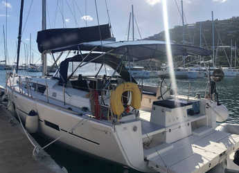 Rent a sailboat in Anse Marcel Marina (Lonvilliers) - Dufour 500 GL - 5 cab.