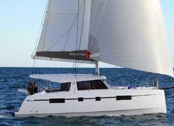 Rent a catamaran in Anse Marcel Marina (Lonvilliers) - Nautitech 46 Open