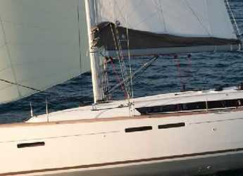 Rent a sailboat in Anse Marcel Marina (Lonvilliers) - Sun Odyssey 419