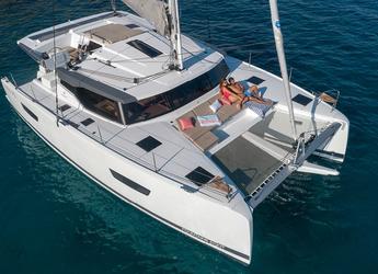 Rent a catamaran in ACI Pomer - Fountaine Pajot Astrea 42 - 3 + 1 cab.