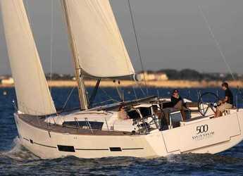 Chartern Sie segelboot in Marina Bas du Fort - Dufour 500 GL - 5 cab.