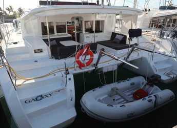 Rent a catamaran in Palm Cay Marina - Lagoon 450 - 4 + 1 cab.