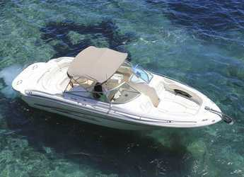 Rent a motorboat in Marina Botafoch - Sea Ray 280 Bow Rider