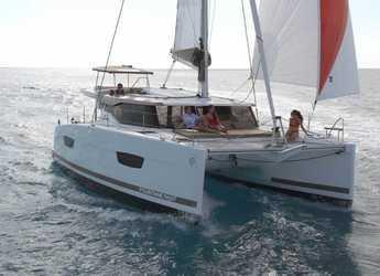 Rent a catamaran in Key West, FL - Fountaine Pajot Lucia 40 - 3 cab.