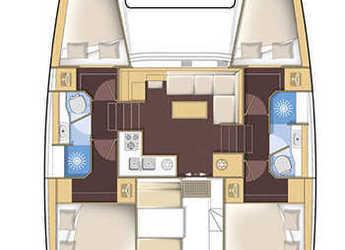 Rent a catamaran in Key West, FL - Lagoon 39 Premium
