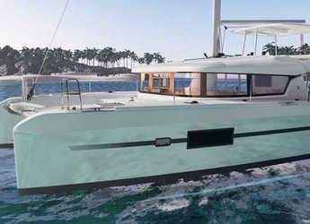Rent a catamaran in Key West, FL - Lagoon 42 - 4 + 1 cab.