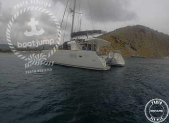 Alquilar catamarán en Playa Talamanca - Lagoon 400