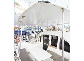 Rent a catamaran in Marina Rubicon - Lagoon 380